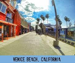 California How To Travel For Free images Venice beach travel poster free stock photo public domain pictures jpg