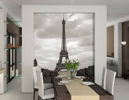 eiffel tower interior wall decor eiffel tower at home and interior design ideas