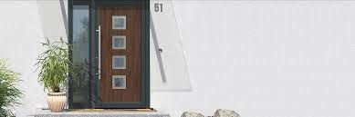 Exterior Doors Upvc Upvc Front Doors With Modern Side Panels Many Colors At Cheap