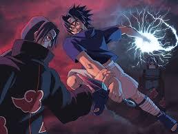 sasuke vs sasuke vs itachi by risachantag on deviantart