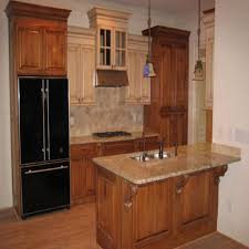 Kitchen Colors With Oak Cabinets And Black Countertops by Unfinished Wood Countertop Bright White Paint Cabinet Colors