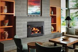 Living Rooms With Wood Burning Stoves Install A New Fireplace Or Stove The Fireplace Place