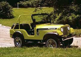 tan jeep renegade jeep heritage 1972 u20131983 jeep cj 5 renegade the jeep blog
