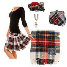 what will be the most popular tartan plaid this winter 2015