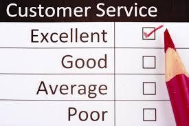 customer service survey questionnaire