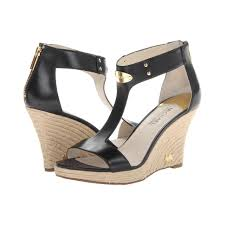 michael michael kors women u0027s berkley t strap sandals shoesstyleinfo
