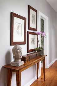 modern console table decor gorgeous narrow console table for hallway with regarding thin