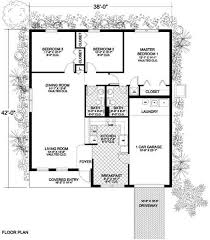 house plans mediterranean style homes 3 bedroom 2 bath mediterranean house plan alp 015z allplans