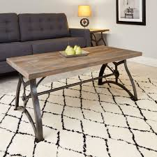 orient express furniture blue stone square coffee table hayneedle