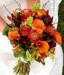 fall bridal bouquets fall floral bridal bouquet in whitehall pa precious petals florist