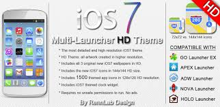 download themes holo launcher ios7 iphone hd 5 in 1 theme v2 0 apk free download free market