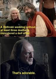 Red Wedding Meme - enjoy these red wedding memes geek league of america
