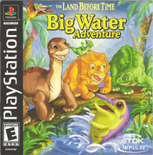 land before time big water adventure bin slus 01481 psx rom