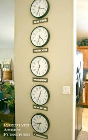 beautiful wall clock decorating ideas pictures home design ideas