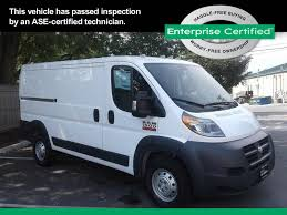 used ram promaster cargo van for sale special offers edmunds