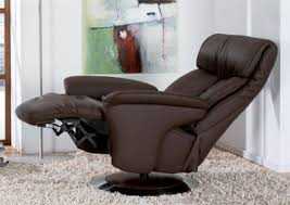 Recliner Chair Himolla Sinatra Zerostress Integrated Recliner Leather Chair 8527 36n