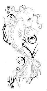 imagenes de pez koi a lapiz koi tattoo 100 by the fox hound on deviantart