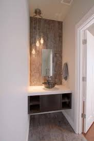 Contemporary Powder Room Designs Amazing Floating Bathroom Vanity With Sink Design Ideas Huz Name