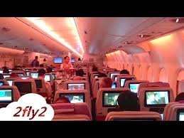 Emirates Airbus A380 Interior Business Class Emirates Airbus A380 Milan Dubai Economy Class Hd Youtube