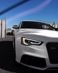 tristate audi audi rs5 in for some aprllc software upgrade rs rsfamily