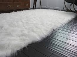 the 25 best white faux fur rug ideas on pinterest white fur rug