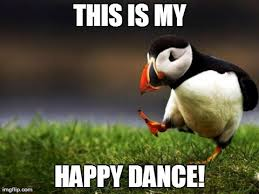 Meme Happy - unpopular opinion puffin meme imgflip