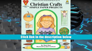 read online christian crafts simple paper projects christian
