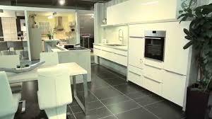 Kochinsel Weiße Markenküche Mit Kochinsel Youtube