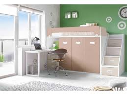 lit mezzanine avec bureau et armoire int r 13 best lit zelie images on lofted beds child room and