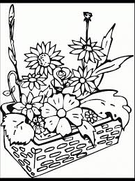 garden images coloring page coloring home