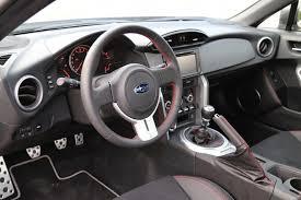 subaru brz custom interior comparison review 2016 subaru brz vs 2015 ford focus st