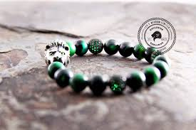 emerald bracelet images Special reserve nv green tiger 39 s eye and emerald sterling silver jpg