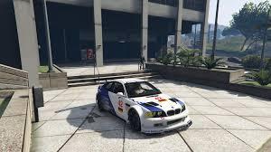 Bmw M3 Gtr - bmw m3 gtr racecar livery 42 gta5 mods com