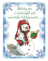 greetings quotes for by snowman
