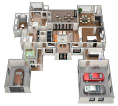 Garden Apartment Floor Plans Sounding 1st Floor Of 2 Storey Villa 4 Bedrooms Sawyer Sound