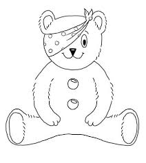 teddy bear coloring pages free coloring pages