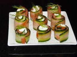id e petit canap ap ro recette roulés au saumon et concombre toutes les recettes allrecipes