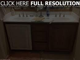 refinishing bathroom cabinets bathroom cabinets
