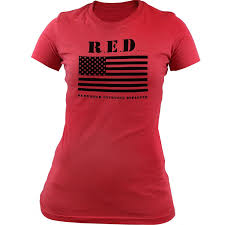 Cute American Flag Shirts Amazon Com Remember Everyone Deployed Red Friday Flag Military T