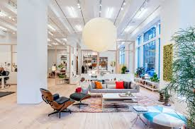 home design showrooms nyc herman miller unveils its nyc flagship full of midcentury