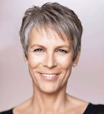 short hairstyles jamie lee curtis short pixie haircuts