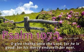 psalms 107 1 kristi s