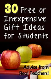corkboard connections 30 free or inexpensive gift ideas for students