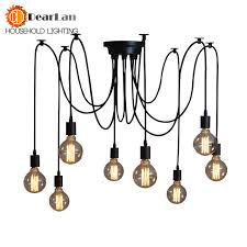 Wire Pendant Light Looking Fashional Eletrical Wire Pendant Lights With 6 8 10