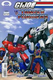 the transformers gi joe comic pics that being said i really enjoyed the