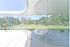 glass pavilion at toledo museum toledo usa u2013 sanaa u2013 iwan baan