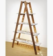 a frame ladder display shelf units pop up furniture for sale from