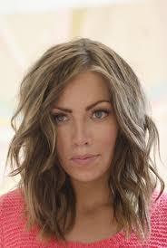 Collarbone Length Wavy Hair | 20 great hairstyles for medium length hair 2016 pretty designs