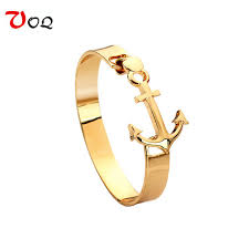 aliexpress buy 2017 new arrival mens ring fashion 2017 new arrival fashion anchor bracelets for women men jewelry
