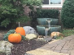 landscape fountain ideas macomb u0026 oakland michigan mi puts